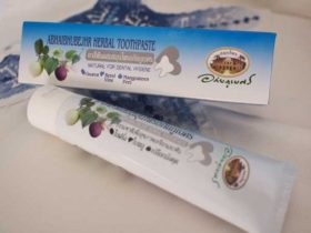 ABHAIBHUBEJHR HERBAL TOOTHPASTE